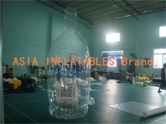 3m PVC Inflatable Bottle