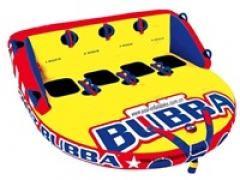 Riesiges bubba ski tube
