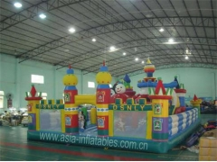 Disney Inflatable Fun City