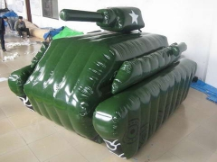 Aufblasbarer Paintball-Tank
