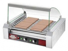 9 Rollen Hot Dog Maschine