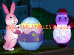 Inflatable Yard Decoration