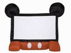 Aufblasbarer mickey movie screen