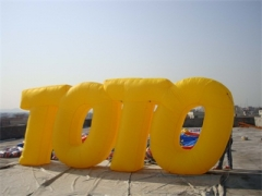 TOTO Inflatable Logos