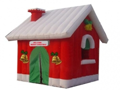 Xmas Inflatable Christmas House