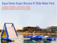 Super Bounce n 'Dia Wasserparks