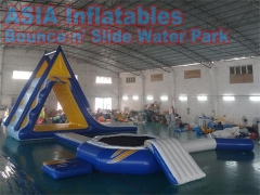 Super Bounce N' Slide-Wasserpark