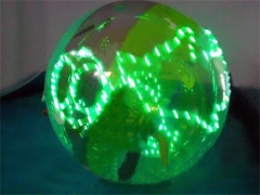 LED-Beleuchtung Wasserball