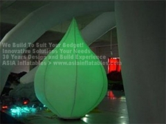Peach Type Inflatable Decoration