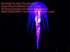 10 Foot Inflatable Jellyfish