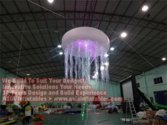 6m High Inflatable Jellyfish