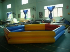 Diameter 6m Double Tubes Inflatable Pool