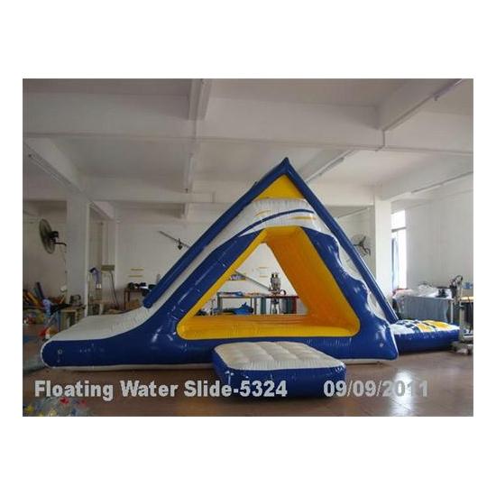 Inflatable Water Slide Port Macquarie: Aqua Run Herausforderung 22 Fuß Aufblasbare Schwimmende