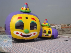 Ballon-Taifun-Clown