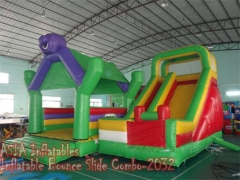 4 in 1 Bounce Haus Slide Combo