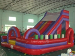 18' Slide & Obstacle Combo