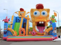 Inflatable Spongebob Funland