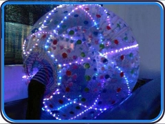 LED-Beleuchtung zorb Ball