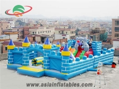 Inflatable Elephant Funland