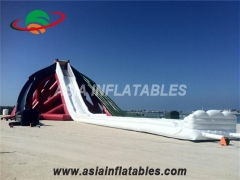 Amazing Giant Inflatable Water Slide