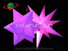 Decorative Stage Inflatable Light Star