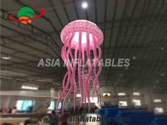 Inflatable Jellyfish Light for Wedding Decorations