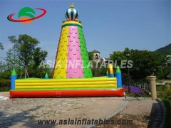inflatale Kletterwand