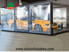 Inflatable Car Cover