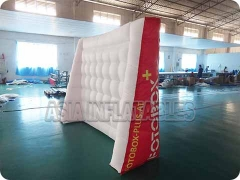 Inflatable Walls and Stage