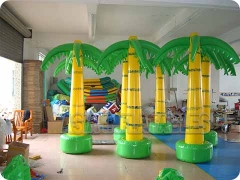 Air Tight Inflatable Palm Tree
