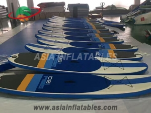 Inflatable Surfboards, Factory Price Aqua Marina Sup Inflatable Standup Sup Paddle Boards and Durable, Safe.