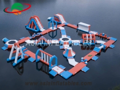 Strong Style Floating Water Playground Water Park Inflatable and Wholesale Price