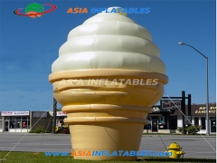 Inflatable Ice Cream