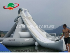 Inflatable Water Sport Slide For Adult