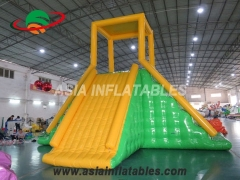 Adult Sea Aqua Fun Park Amusement Water Park Inflatable Slide. Top Quality, 3 Years Warranty.