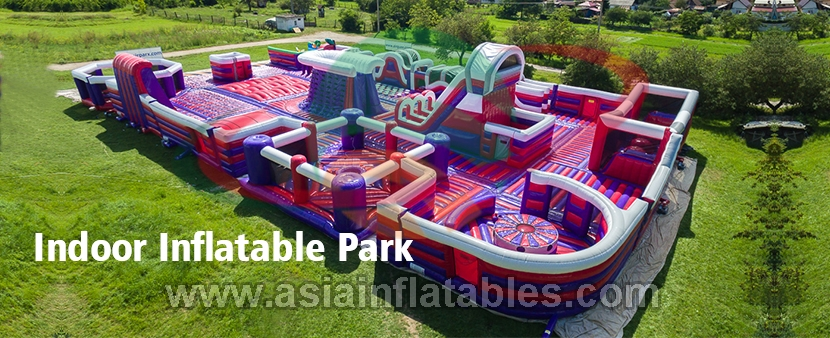 Indoor Inflatable Parks